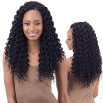 SnG Synthetic Crochet Braid - 2X SOFT FAUX LOC CURLY 14