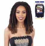 SnG Freetress Synthetic Crochet Braid Hair -  2X CHUNKY KINKY TWIST 10