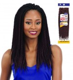 SnG Synthetic Crochet Braid - LARGE BOX BRAID 14